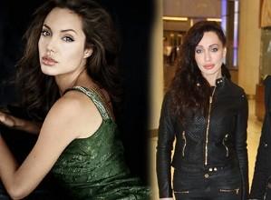 Angelina Jolie'nin Aynısı
