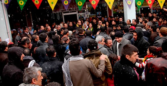 BDP İpekyolu Seçim Bürosu Açılışı
