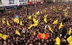 Selahattin Demirtaş Van'da Seçim Bürosu Açılışı