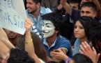 Van Sanat Sokağı - Gezi Parkı Eylemi