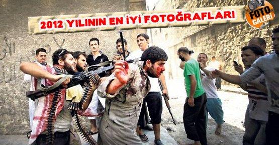 2012 Yılının En İyi Fotoğrafları