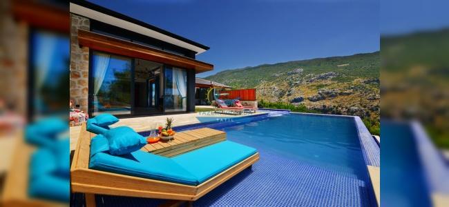 Tatil Sezonunda Villa Kiralama Tercih Ediliyor