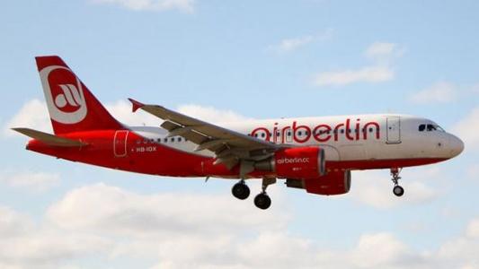 Alman Uçak Şirketi Air Berlin İflasını Açıkladı