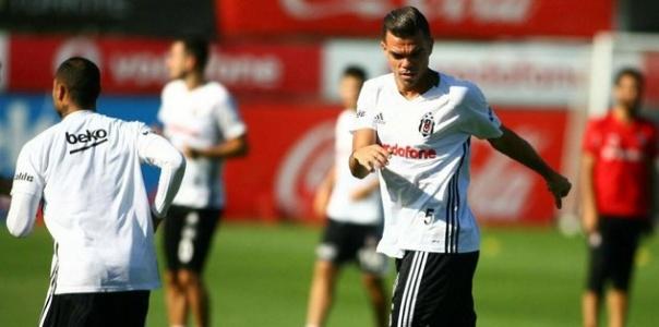 Beşiktaş Bursaspor Maçı Öncesi Çalışmalarına Hız Verdi