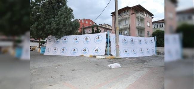 Pamukkale'de Kurban Kesim Alanı Hazırlıkları Sona Erdi