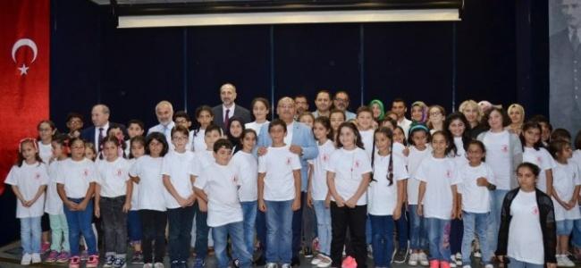 Ümraniye'de Çocuklara Yönelik Yaz Okulu Görkemli Sonla Bitti