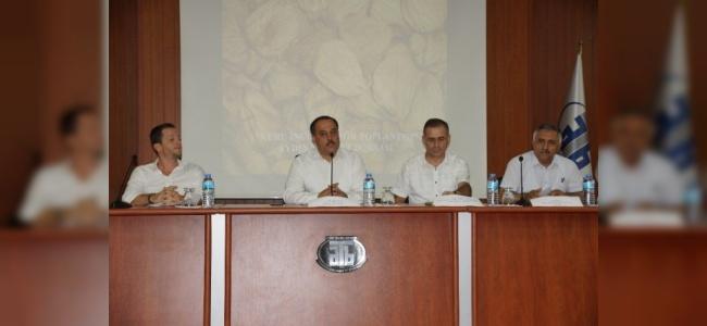 Aydın'da Kuru İncir Toplantısında Gelecek Planlaması