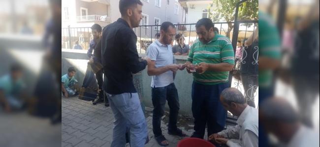 Bingöl'de Arakanlı Müslümanlara Yönelik Yardım
