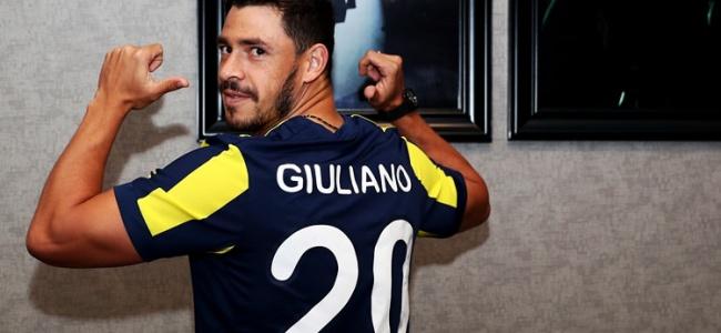 Fenerbahçeli Giuliano Milli Takım Kadrosunda Yok