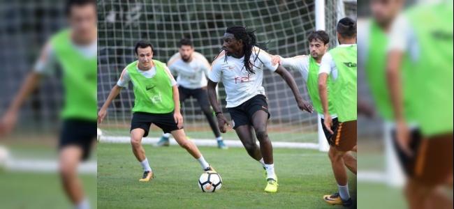 Galatasaray Antalyaspor Maçı Çalışmalarını Aralıksız Sürdürüyor
