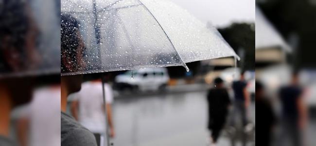 İstanbul'da Gece Sağanak Yağış Etkisini Gösterecek