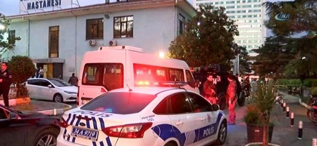 Kadıköy'de Hastane Önünde Çatışma Yaşandı