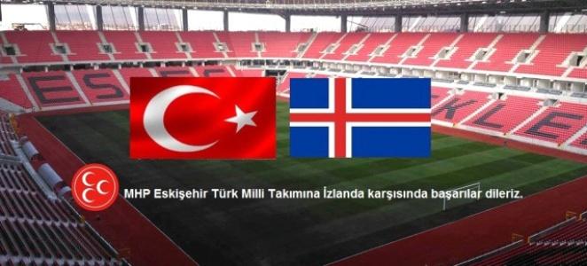 MHP Heyeti İzlanda Maçı Biletlerine Tepkili