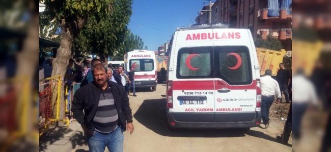 Salihli'de Eski Koca Dehşeti Yaşandı: 1 Ölü, 1 Yaralı