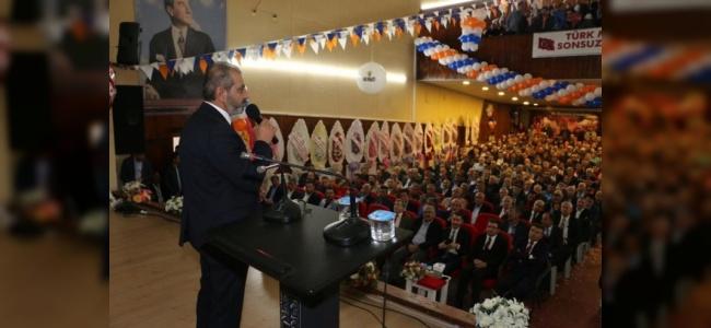 Tokat Milletvekili Zeyid Aslan 2019 Yılını İşaret Etti