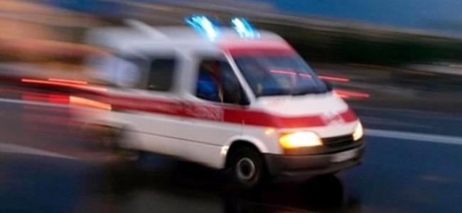 Öğretmenleri Taşıyan Minibüs Şarampole Yuvarlandı
