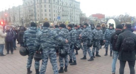 Rusya'da Asılsız Bomba İhbarı Korkuttu