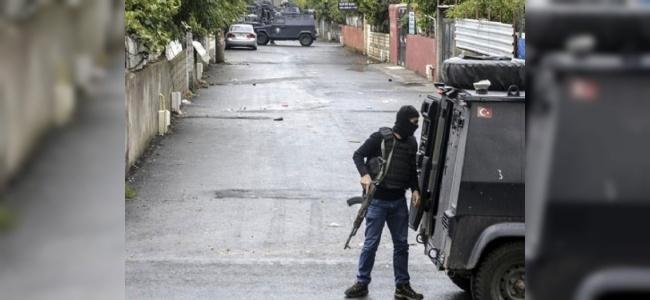 Saldırıya Hazırlanan Teröristler İçin Operasyon Yapıldı