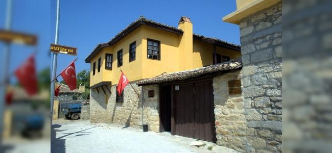 Restore Edilen Atatürk'ün Evi 18 Mart'ta Yeniden Açılacak