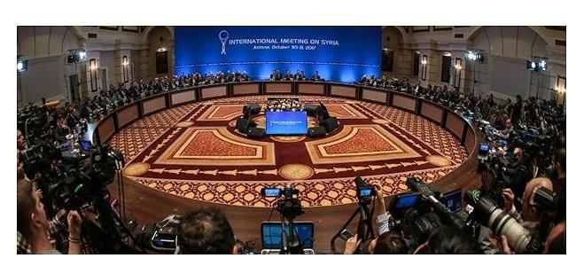 Sekizinci Suriye Toplantısı Astana'da Başladı