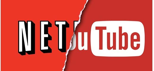 Dijital Yayın Platformları'na RTÜK Denetimi: Netflix , YouTube