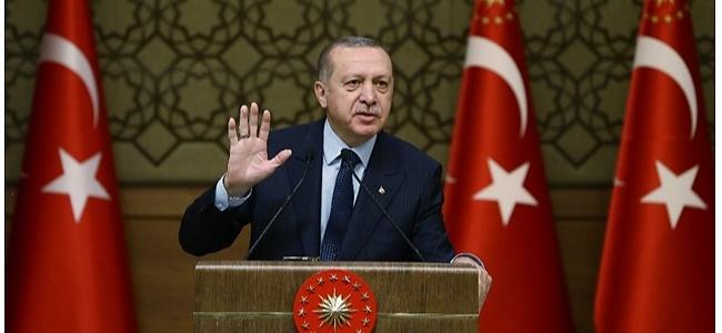 Erdoğan: Türk ve Türkiye İsmini Kullanamayacaksınız!