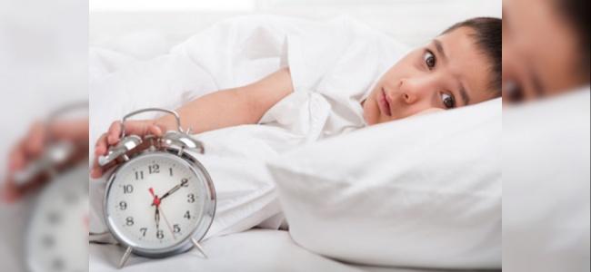 Uyku Düzeni Okul Başarısını Etkiliyor