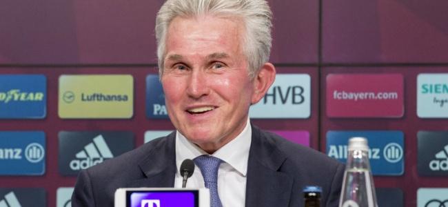 Yaklaşan Beşiktaş Maçı Öncesi Jupp Heynckes'ten Açıklama