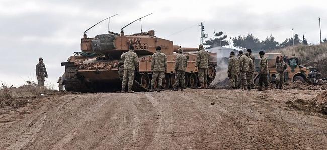 Zeytin Dalı Harekatı'nda 18.Gün: Kritik Köy Temizlendi!