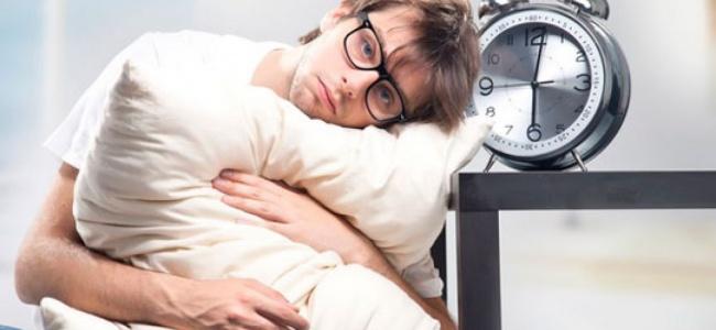 Dikkat! Eğer Uykusuzluk Çekiyorsanız Sebebi Bu Hastalık Olabilir