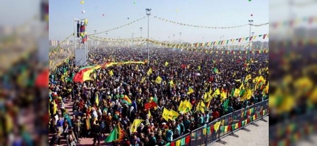 Diyarbakır'da HDP'ye Nevruz Şoku!