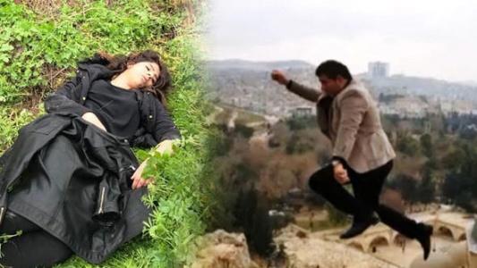 Ölüme Atlayan Urfalı'nın Kızı da Aynı Yerden Düştü!