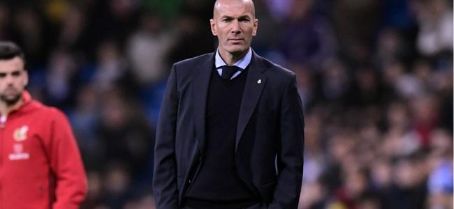 Zidane Plan Yapmaya Başladı
