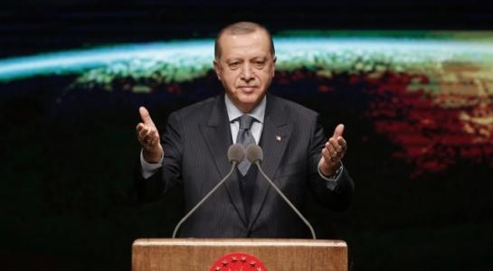 """Erdoğan'dan Flaş Açıklama! """"Yeni Hedefi Her An Duyabilirsiniz"""""""