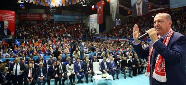 """Erdoğan'dan O Liderlere Cevap! """"Siz Yolunuza Biz Yolumuza"""""""