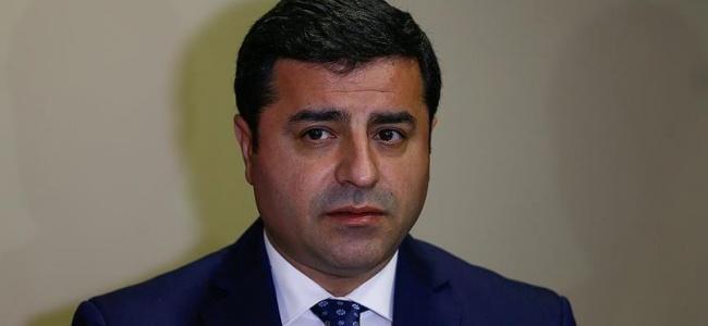 Selahattin Demirtaş'tan Skandal Hendek İtirafı!