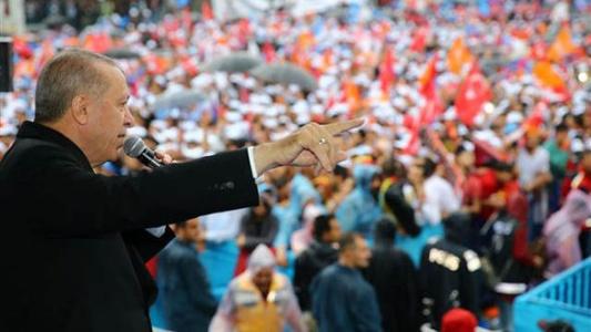 Erdoğan'dan İnce'ye Pensilvanya Çıkışı: Kitaptan Bir Cümle Almış..