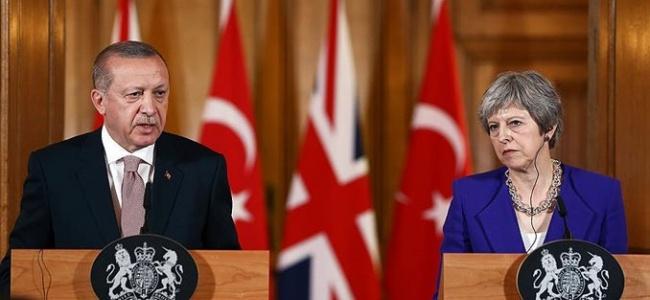 """İngiltere Başbakanı'ndan """"İşgalci Devlet"""" Açıklaması!"""