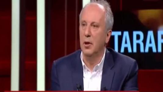 Muharrem İnce'nin Seçim Vaadi: Kanal İstanbul'u Durduracağız!