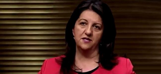 Pervin Buldan'ın Açıklamalarında Akıl Almaz PKK Çelişkisi!