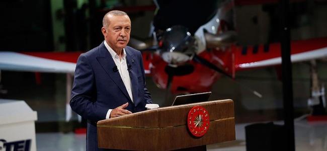 Cumhurbaşkanı Erdoğan'a Soruldu! Messi Mi Ronaldo Mu?
