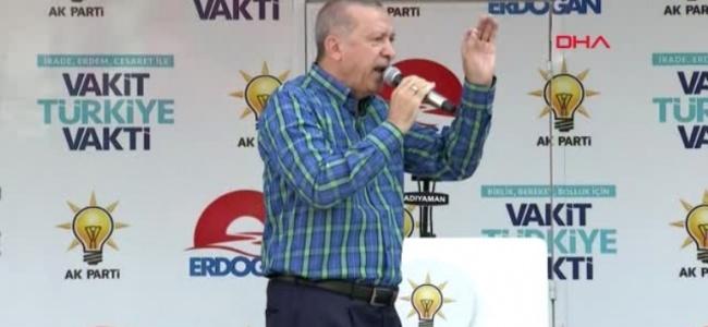 Erdoğan'dan Muhalefete 'Demirtaş' Çıkışı: Kimi Serbest Bırakıyorsun?