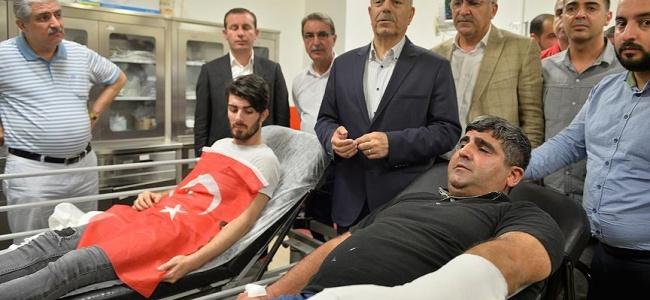 HDP'lilerden Ak Partililere Bıçaklı  Saldırı!