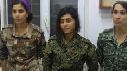 Örgütten Kaçan Kadın Terörist: Örgüt Çöktü,Kaçamayan İntihar Ediyor!