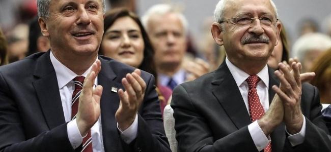 Kılıçdaroğlu'ndan Garip İddia:İnce'yi Derin Devlet Getirmek İstiyor