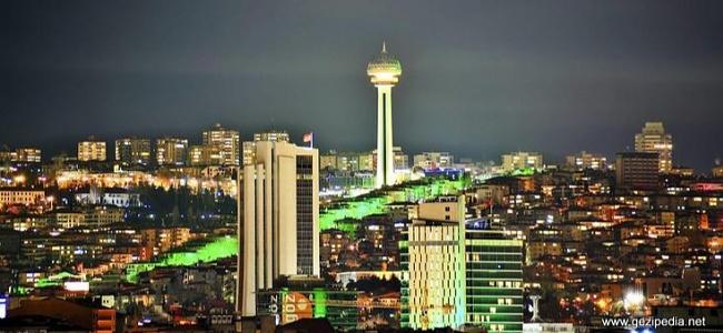 Türkiye'nin Başkenti Ankara'da gezilecek yerler