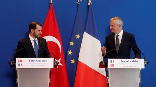 Bakan Albayrak'tan Açıklama: Fransa İle Ortak Hareket Edeceğiz!