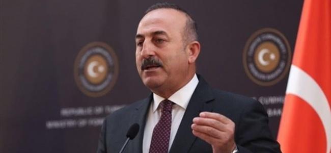 Bakan Çavuşoğlu'ndan ABD'ye Mesaj: Bu İşler Kovboy Filmi Değil!