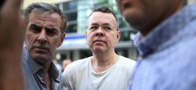 'Brunson'u Öldürüp Suçu Türkiye'ye Atacaklar' İddiası!