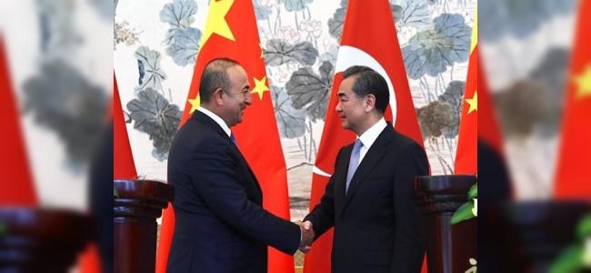 Çin, Türkiye'ye Desteğini Yineledi! Çin ile İşbirliği Geliştirilecek